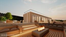 luxury house villas spain dna barcelona architects